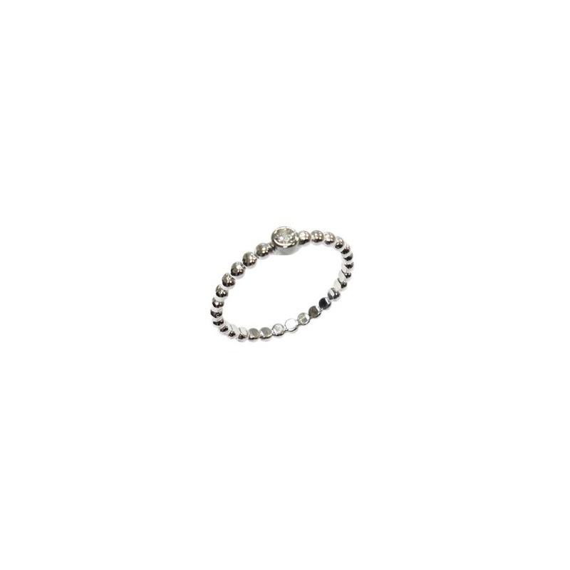 Lampadine anello con Zircone