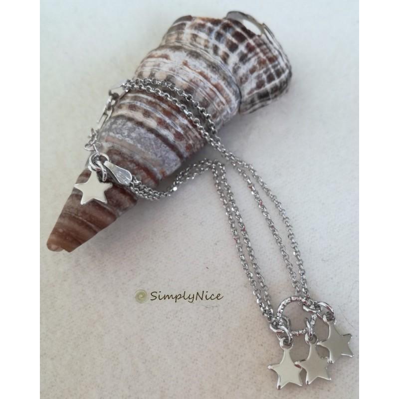 """Stars"" bracelet"