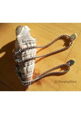 """Herz Silber"" Armband"