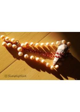 """Rose Fiore di Perle braccialetto"