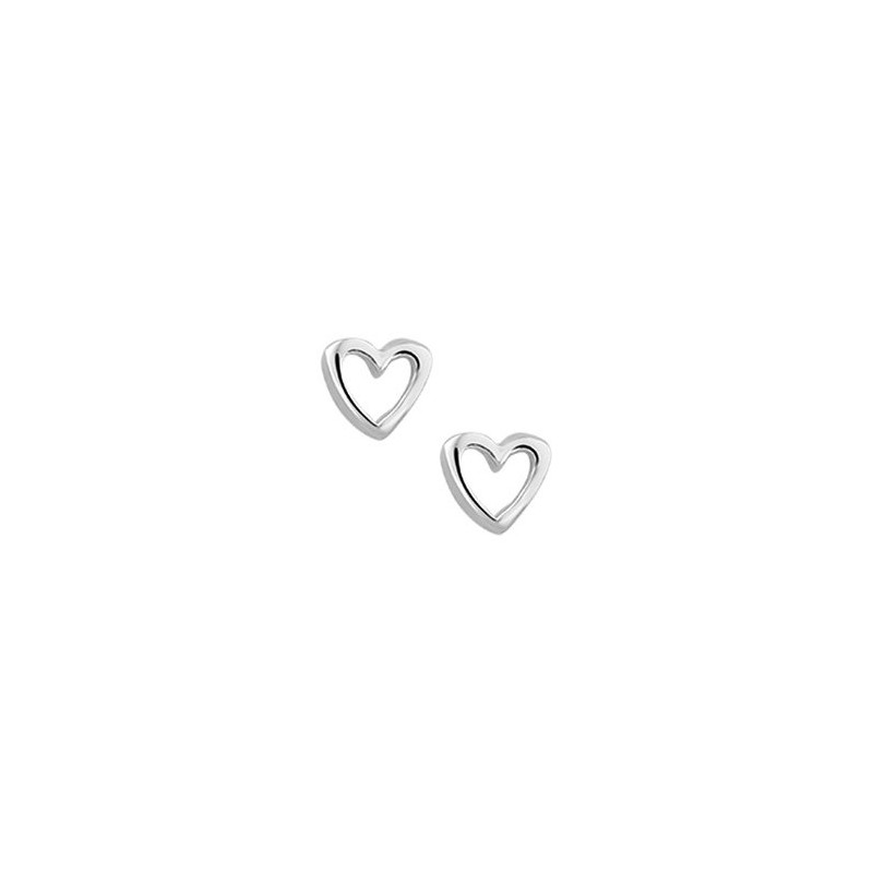 Earring heart small