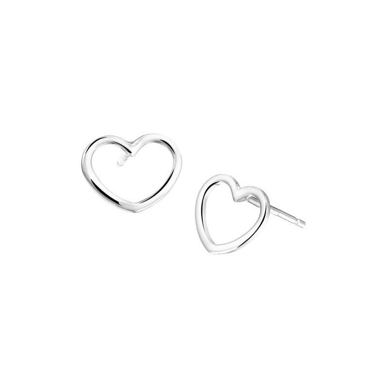 Ohrring Herz