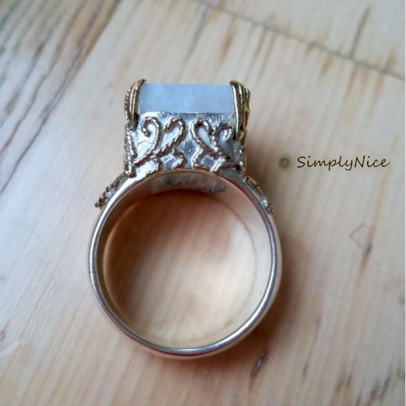 """""""Mondstein"""" Ring"""