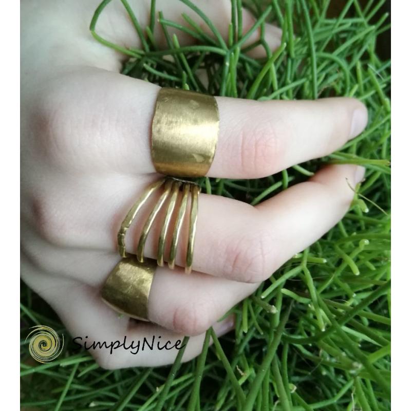 Spule, Ring – Möglichkeiten der Veränderung