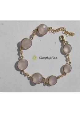 """""""Moonstone"""" Bracelet"""