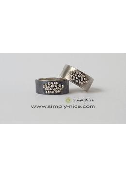 """""""Granules"""" Ring"""