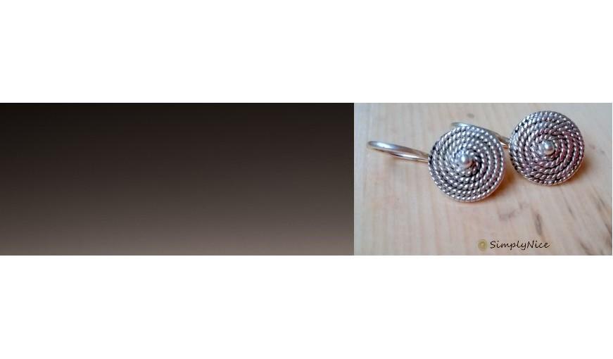 Silber Ohrringe