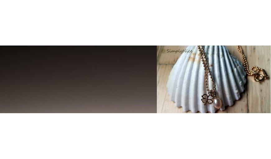 SIMPLY NICE ha una gamma di collane fino a un metro di lunghezza