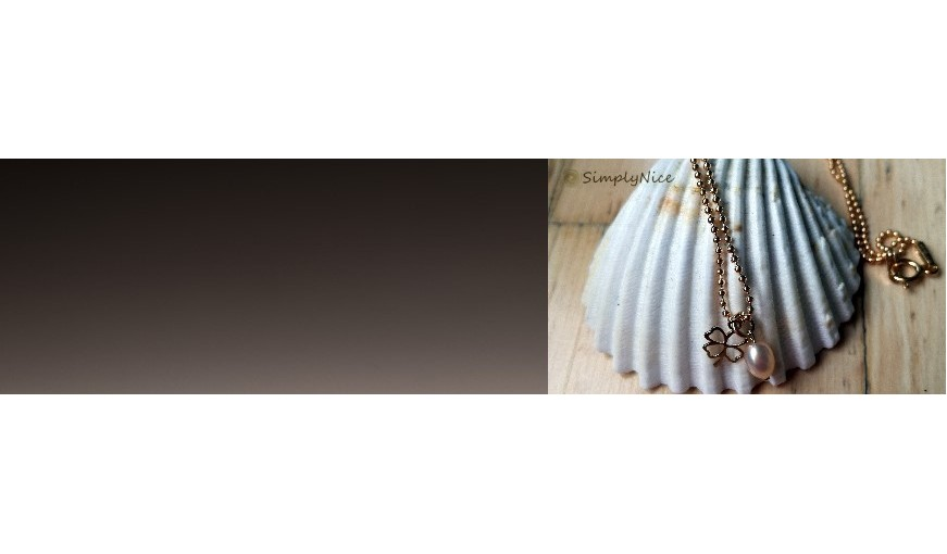 SIMPLY NICE has a range of necklaces up to one metre long