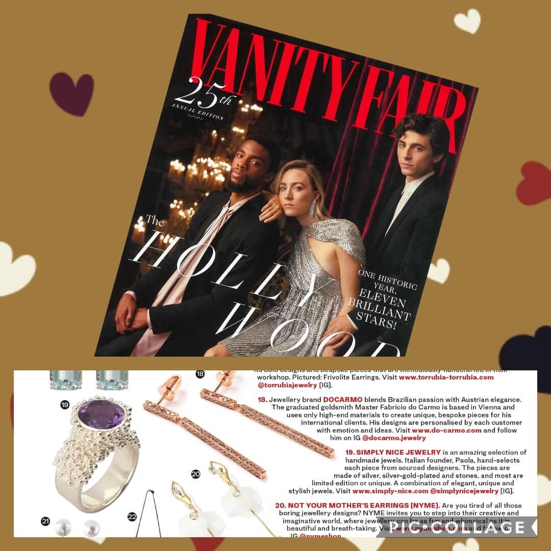 Vanity Fair Cover 2