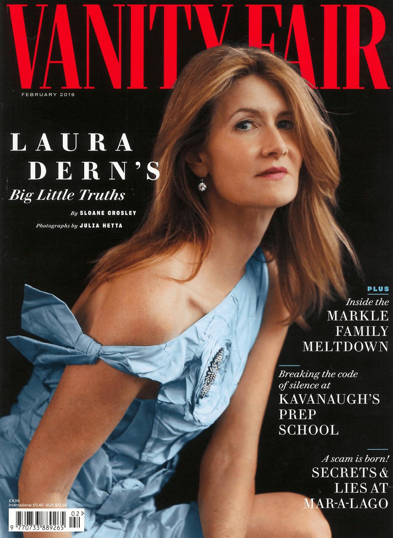 Vanity Fair Cover 3