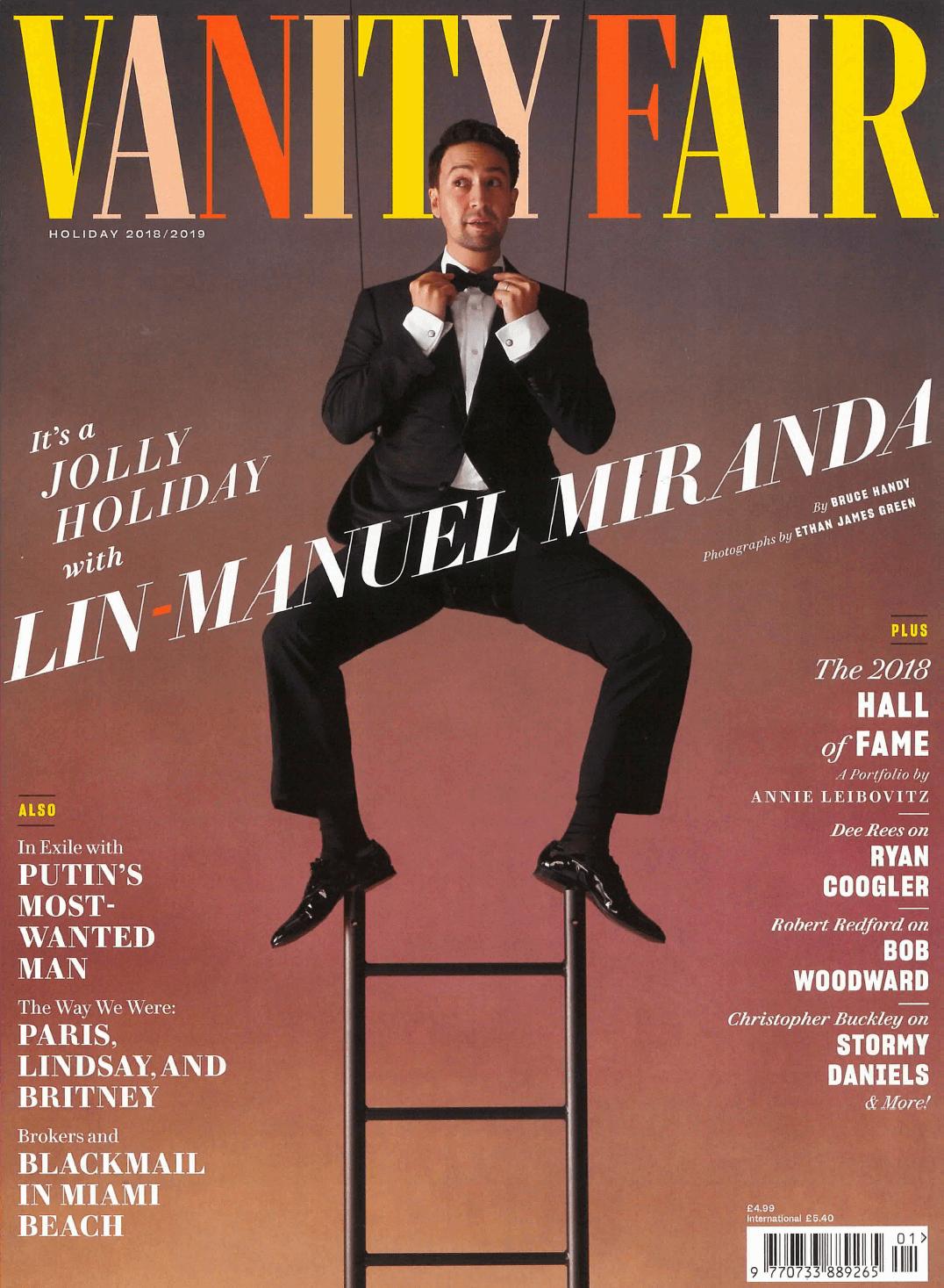 Vanity Fair Cover 6